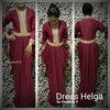 Kaftan Indonesia, Dress Helga