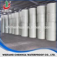 Non-woven Polyester Mat for SBS bitumen membrane, polyester reinforcement