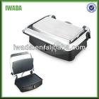 YD-509 temperture adjustable household Panini press