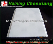decoratived pvc ceiling for house pvc panel