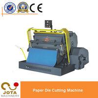 Paper Card Creasing and Die Cutting Machine,Used Die Cutting and Creasing Machine