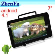 Good Quality ROCKCHIP allwinner a31 tablet pc quad core 3g gps