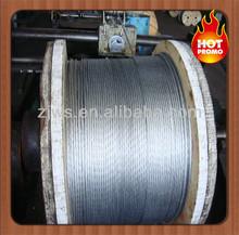 "2014 high quality 3/8"" Galvanized guy wire"