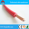 Factory Price 1.5mm PVC Insulated Copper Wire Price, 2.5mm PVC Sheath Single Core Electrical Cable