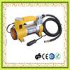 12V Car air compressor portable car air compressor air pump tire inflator With light