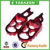 Wider Flat CNC Billet Aluminum Motorcycle Foot Peg Footrest for CRF 150