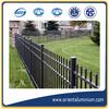 aluminum fencing solid