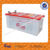 12V 165AH Dry Charged Hankook batteries 165G51 price