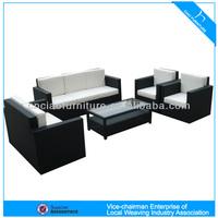 HK- modern rattan classical luxury sofa CF614
