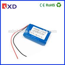 KXD 11.1V Polymer Battery Pack 800mAh