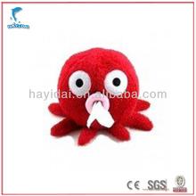 Red sea animal tissue box wholesale plush toy