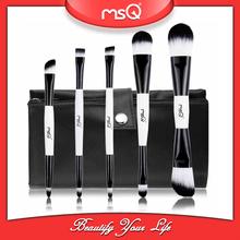 MSQ 5pcs high quality crocodile makeup brushes free samples