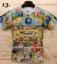 Sublimation t-shirts/Sublimated T-shirts/Sublimation t-shirts for Men/Sublimation t-shirt for women