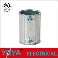 zinc EMT conduit coupling
