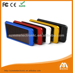 digital solar charger 2600mAh, patent aa solar charger for mobilephone