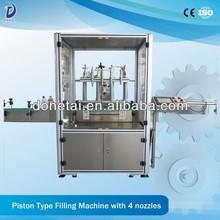 Anti-drip Piston Type Gas Oil Filling Machine