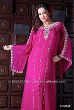 pakistani kaftan 2013/abaya kaftan caftan arab jalabiya dubai fashion latest abaya designs 2014 dubai,ruffle evening gown K336