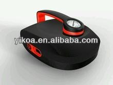 2 in 1 portable car air compressor