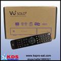 En solitario vu+ 2 nube ibox 2 hbbtv youtube