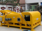 Nonferrous metal eddy current separator for recycling