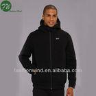 2014 trendy new design men plain sweater hoodies