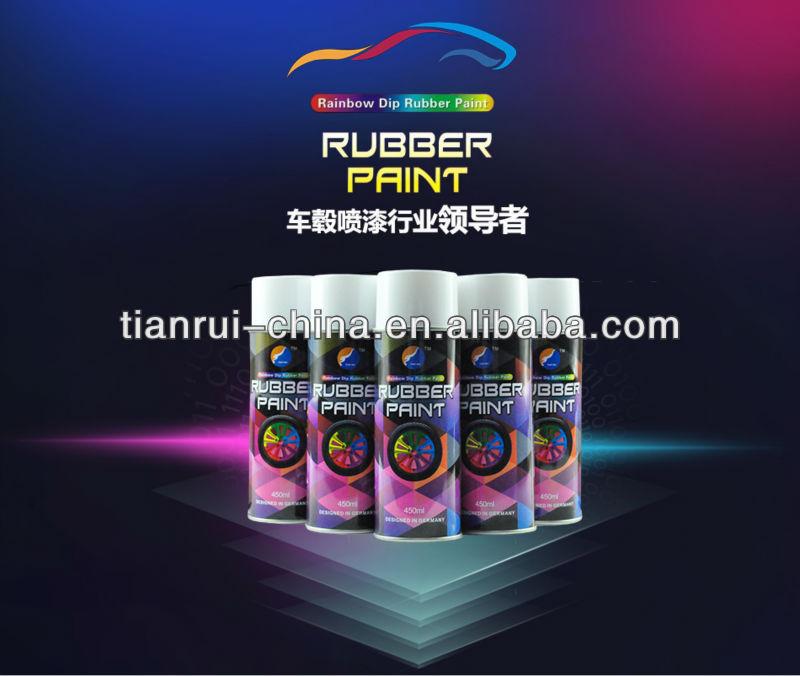 Liquid Rubber Liquid Rubber Glitter Car