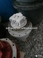 Pequeño daewoo motor hidráulico, daewoo portador de rodillos de tren de rodaje para las piezas excavadora 500 55 70 75