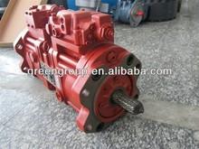 Excavator hydraulic main pump:Kobelco,Hyundai,Daewoo,Doosan,Kubota,Volvo,Sumitomo,kawasaki K3V112DT,K3V140DT,K3V180DT,