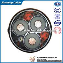 Low Voltage/Medium/HighVoltage Power Cable xlpe fire resistant cable price