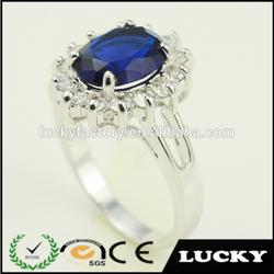 China wholesale magic cheap CZ fashion jewelry big rings