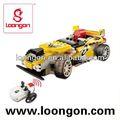 Loongon 4-way bricolage. bâtiment voitures rc voiture de course pour les ventes