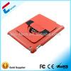 360 degree rotating case for iPad Mini 2, pu leather cover for iPad Mini 2