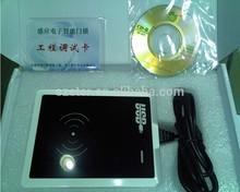 hotel door lock card reader program issue card