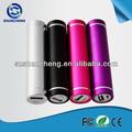 Shenzhen nueva batería portátil banco de potencia para el paquete de ipad/iphone4/4s