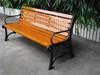 Antique cast iron park bench,cast iron park bench legs Guangzhou manufacturer