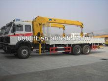 mini hydaulic lorry crane SQ12SA3