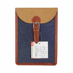 Handmade Fabric Hybrid Case for Ipad Mini in Hot Sale