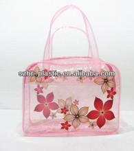 2014 Fashion Printed PVC Tote Bag