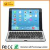 Ultra thin Metalline Bluetooth Keyboard For iPad mini Bluetooth Keyboard