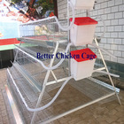 Better Factory hot sell 3 tier 120 birds layer chicken cage