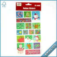 18 Count Sticker 3D for Greenbrier International