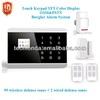 GSM SMS alarm,PSTN alarm Smart security alarm system for home,office,shop,etc