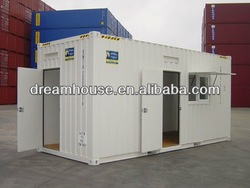2014 prefab container/low cost container house for sale