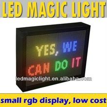 indoor fullcolor usb socket led display screen