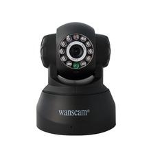 Hot!! Wanscam JW0008 OEM P2P IR Remote Camera , Wireless Wifi Indoor camera