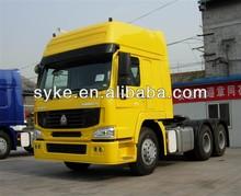 6x4 HOWO 371hp tractor truck model: ZZ4257V3247N1H