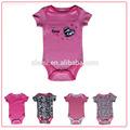 5 pcs/monte luvable amigos do bebê romper pendurado 5 pack guaxinim baby bodysuits, adulto roupas de bebê bodysuit, bebê roupas