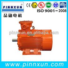 YB2 explosion proof motor ATEX motor