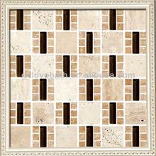 Luminescent Glass Stone Mosaic Decoration fireplace tiles