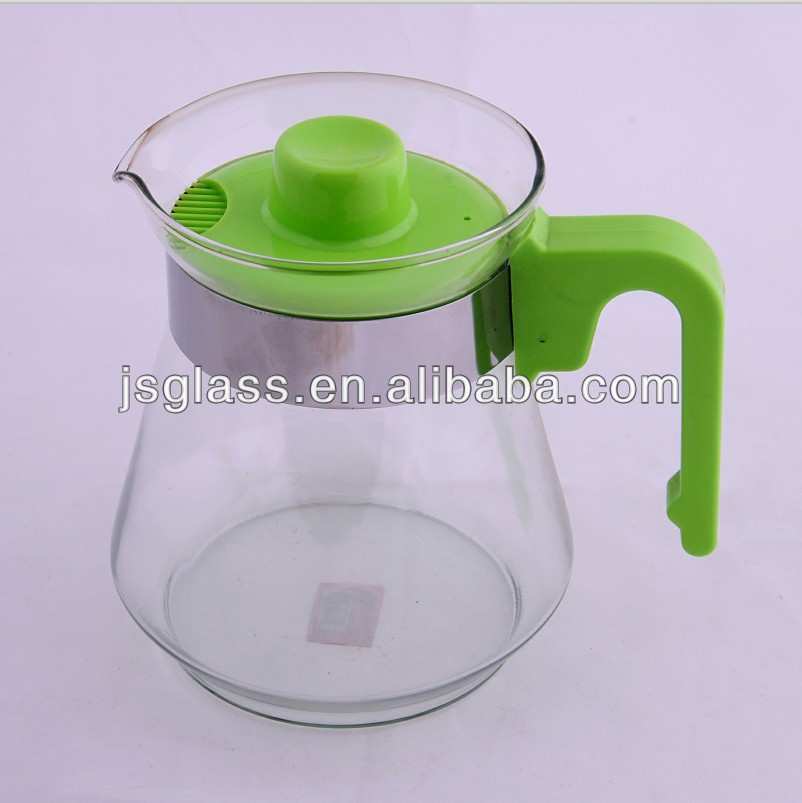 Glass Water Jug With Lid Glass Water Jug With Lid 1000